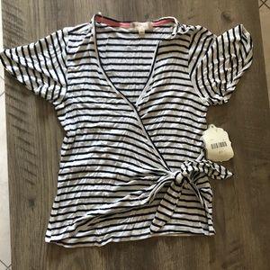 Striped super soft shirt